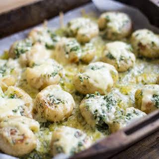 Baby Potatoes Garlic Butter Recipes.
