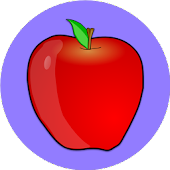 Fruits/Veg Kids Flashcard App
