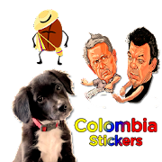 Colombia Sticker for WAApp - Colombia WAStickerApp