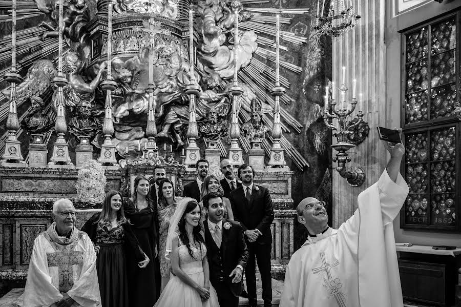 Wedding photographer Massimiliano Magliacca (Magliacca). Photo of 15.10.2019