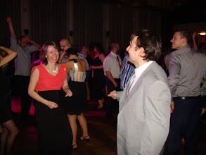 Photo: Úsměvy a spokojenost nad dobrou volbou plesu :)
