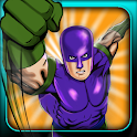 Hawk The Super Hero Game icon