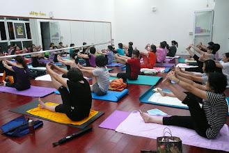 Photo: 20110921健康活力瑜伽