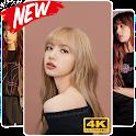Lisa Blackpink Wallpaper KPOP Fans HD icon
