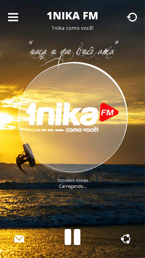 1NIKA FM- screenshot