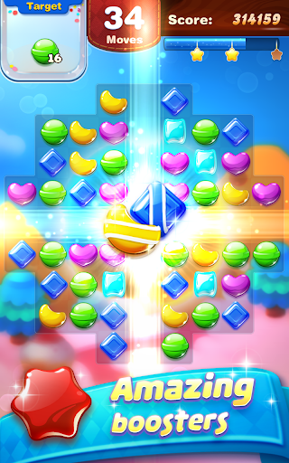 Sweet Candy Forest screenshot 5
