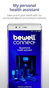 BewellConnect - náhled