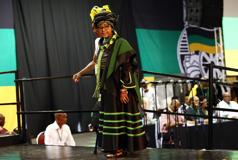 Vyf foto's wat ons altyd sal onthou vir Mama Winnie Madikizela-Mandela by - SowetanLIVE