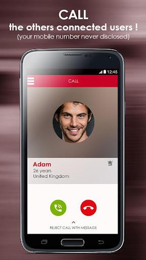 CYBERMEN : Gay chat & dating screenshots 3