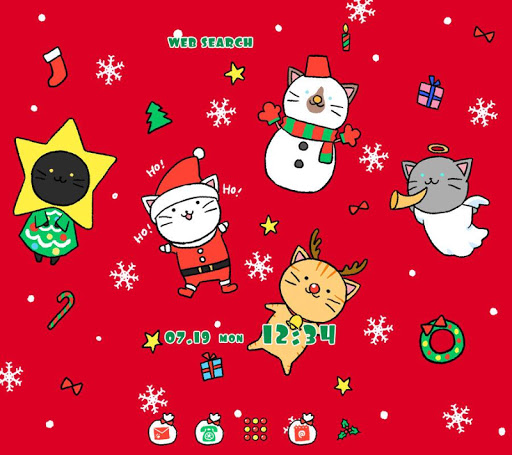 Wallpaper Kitty Christmas 1.0.0 Windows u7528 1