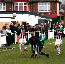 Photo: 26/12/11 v Fisher (Kent Football League) 1-2 - contributed by Paul Roth
