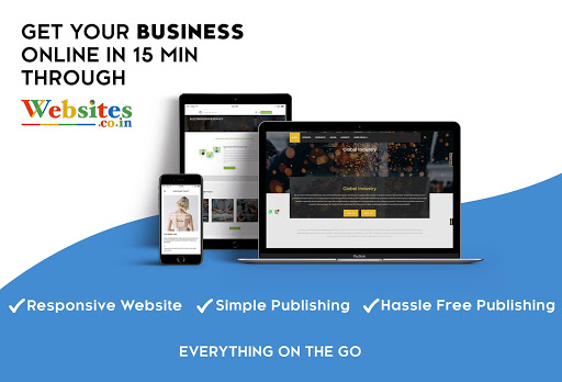Instant Website Builder With Store: Websites.co.in 2.36 Screenshots 8