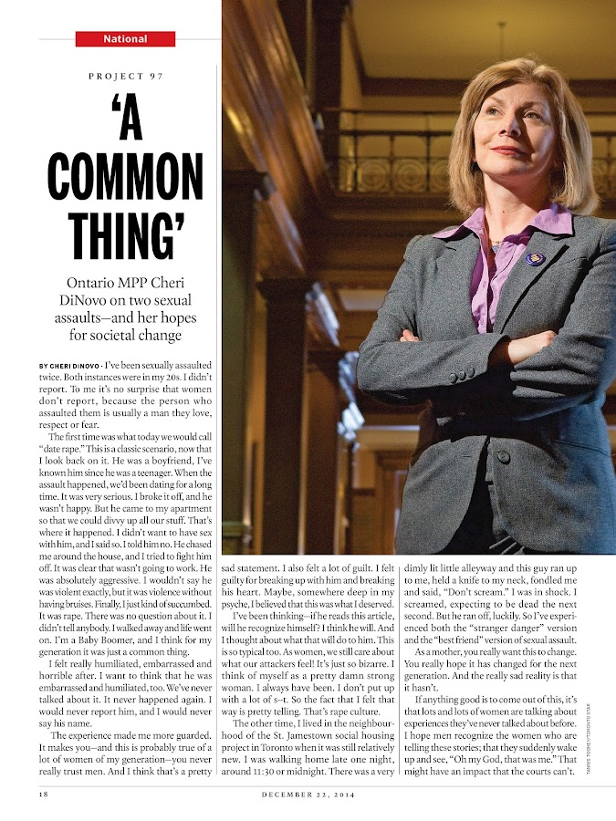 Maclean's- screenshot