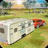 Wohnmobil Van LKW Simulator: Kreuzer Auto Anhänger APK