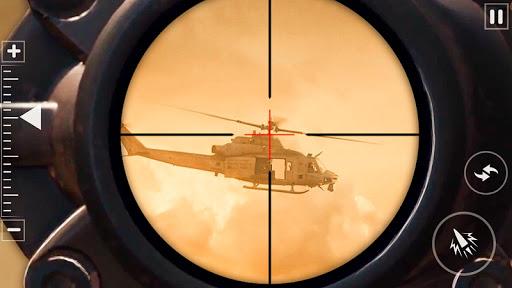 Modern Commando Action Games apktram screenshots 4