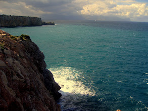 Photo: in february along the coast in Sicily Terrasini ferienwohnung.sizilienreise.info