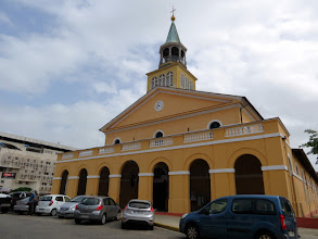 Photo: Cayenne - Cathédrale Saint-Sauveur
