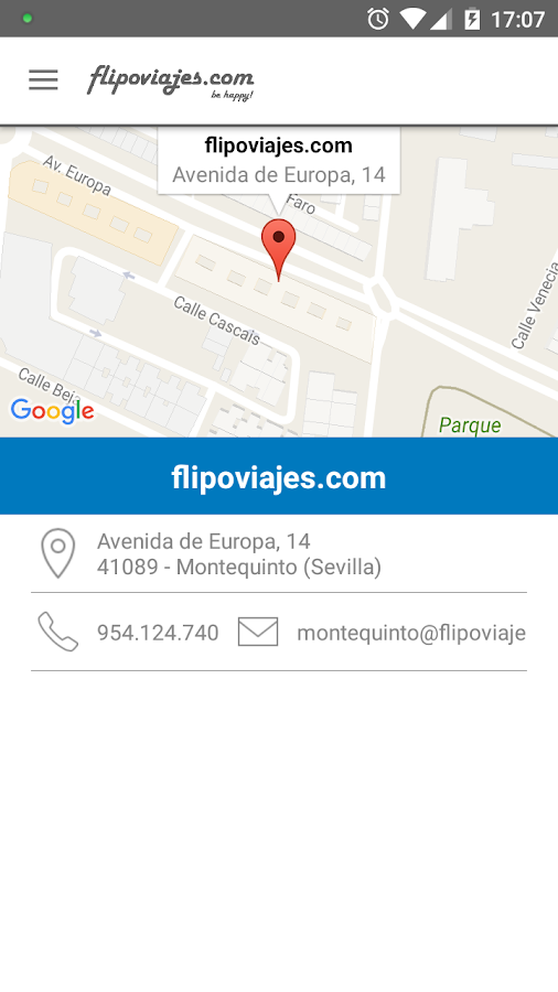 flipoviajes.com- screenshot