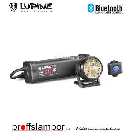 Hjälmlampa Lupine Wilma R 14