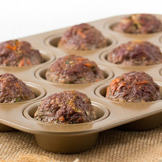 Muffin Pan Meat Loaf