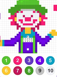 No.Draw - Colors by Number ® APK screenshot thumbnail 13