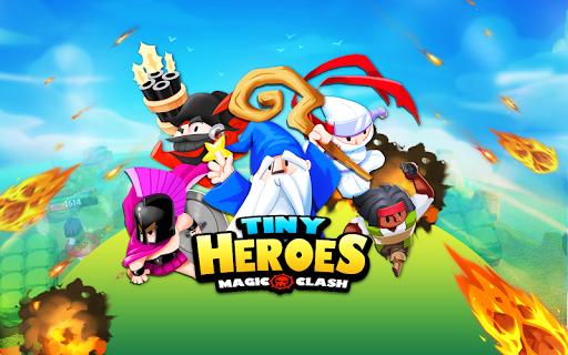 Tiny Heroes - Magic Clash screenshots 7