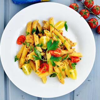Eggplant Pasta Vegan Recipes