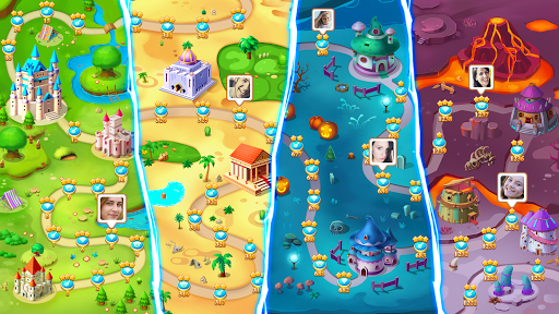 Jewels Legend - Match 3 Puzzle screenshots 16