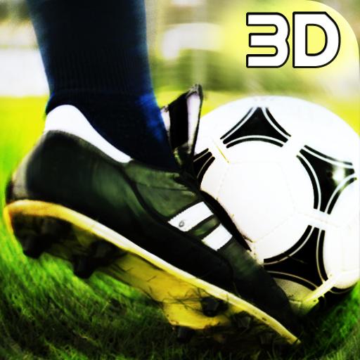 体育竞技のリアル サッカー ゲーム LOGO-記事Game