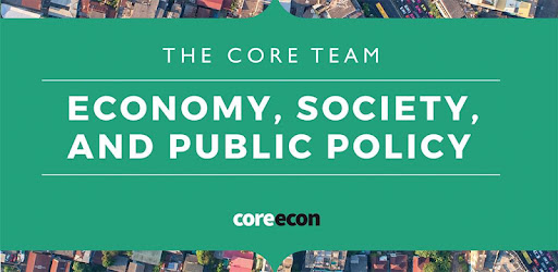 Economy, Society, and Public Policy by CORE captures d'écran