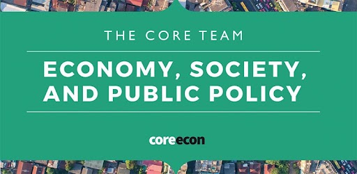 Economy, Society, and Public Policy by CORE APK 0