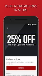 Stony Brook Shop Red - náhled