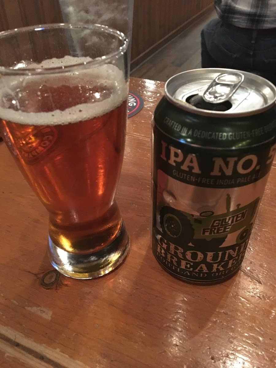 Ground Breaker IPA