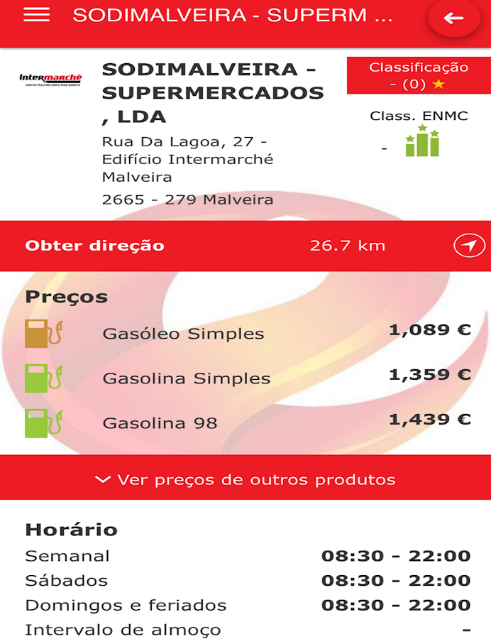 Portugal Energia- screenshot