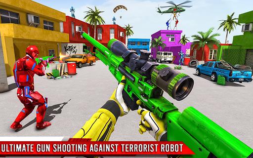 Fps Robot Shooting Games u2013 Counter Terrorist Game apkmr screenshots 5