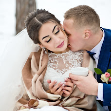 Wedding photographer Olga Manokhina (fotosens). Photo of 12.03.2017