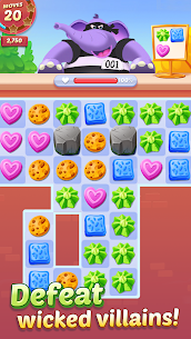 Cookie Cats MOD (Infinite Lives/Coins/Boosters/Yarn) 4