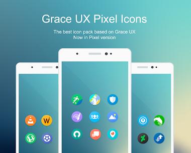 Grace UX – Pixel Icon Pack 1