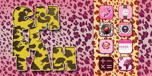 Cheetah CM Launcher Theme