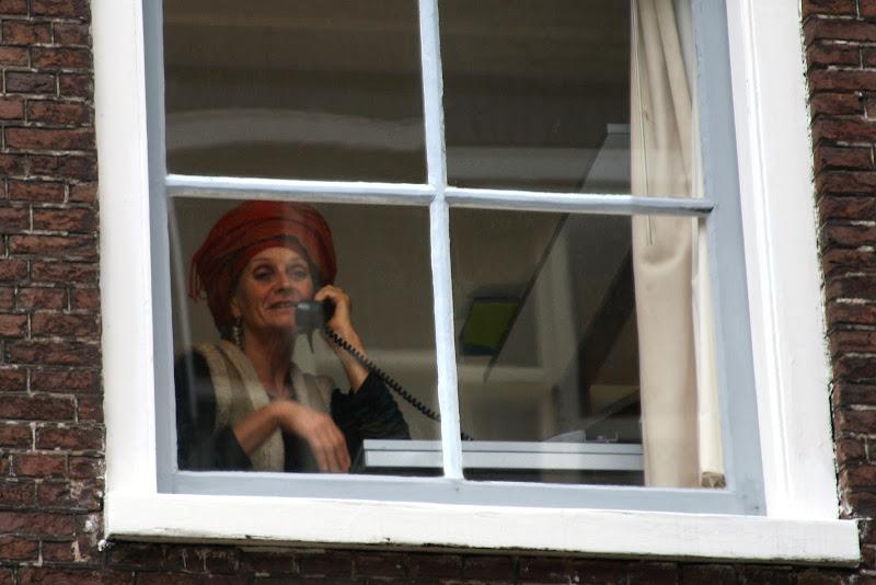 THE LADY AT THE WINDOW di BrunoDiCostanzo