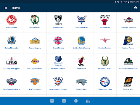 NBA додаток APK screenshot thumbnail 7
