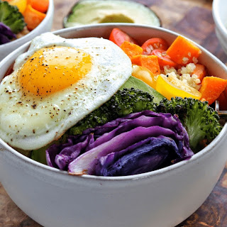 Veggie Buddha Bowl Recipe