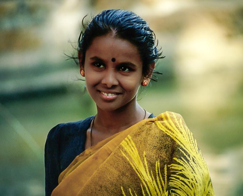 Ragazza Tamil di Giovi18