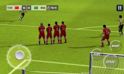 Play Real Football 2015 Game- screenshot thumbnail