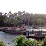 Arabian Coast at Tokyo DisneySea in Urayasu, Tiba (Chiba) , Japan