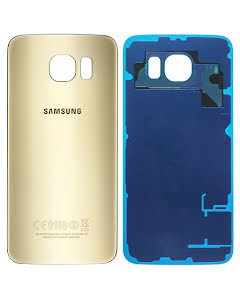 Galaxy S6 Backcover Gold