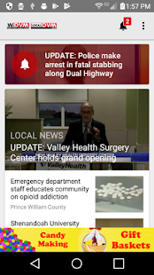 LocalDVM WDVM News- screenshot thumbnail