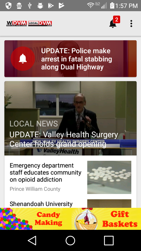 LocalDVM WDVM News- screenshot