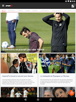 Screenshot of Sport24 : Sports News