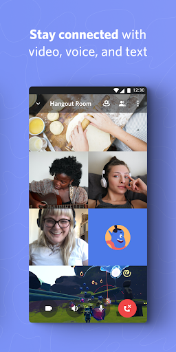 Discord - Talk, Video Chat & Hangout with Friends screenshot